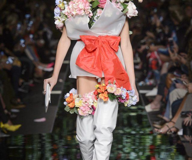 Standout Looks Daripada Milan Fashion Week S/S 18