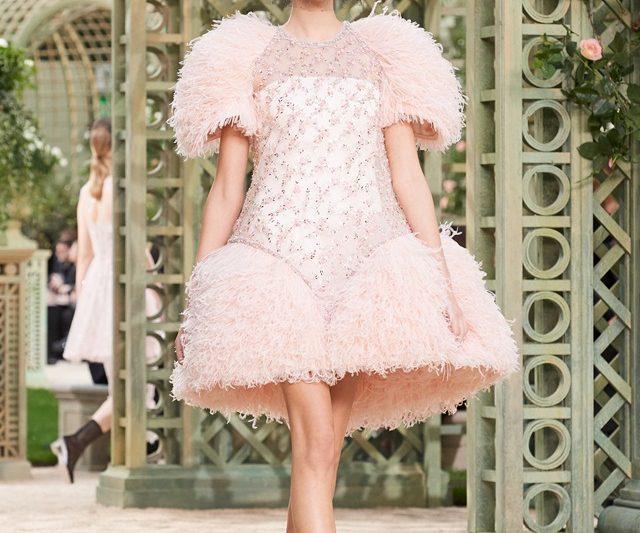 Taman Fantasi Chanel Menjiwai Semangat Musim Bunga Penuh Mewah