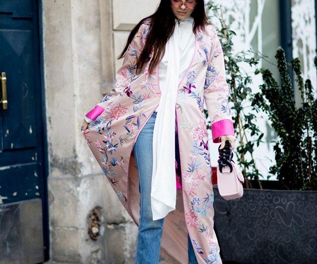 Keunikan Gaya Jalanan Gadis Paris Sepanjang Paris Couture Week