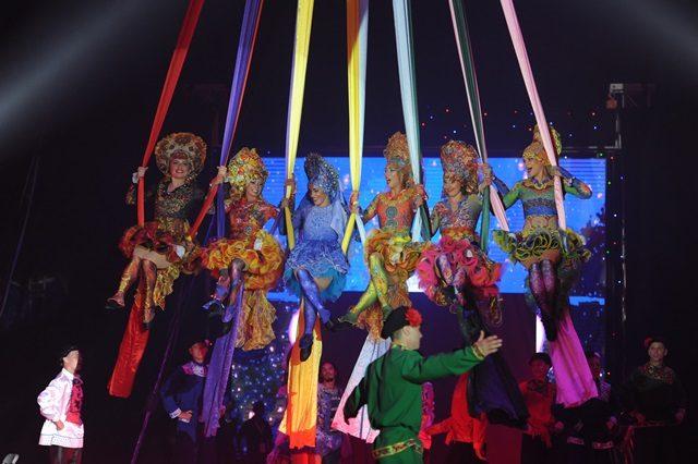 Persis Magis, The Moscow Circus Sedia Memukau Rakyat Malaysia