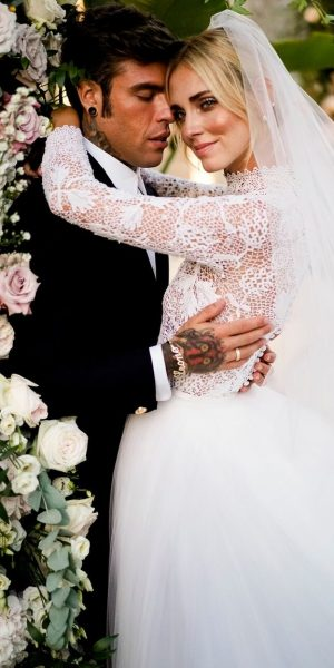 Visi Gaun Perkahwinan Chiara Ferragni Direalisasikan Oleh Dior