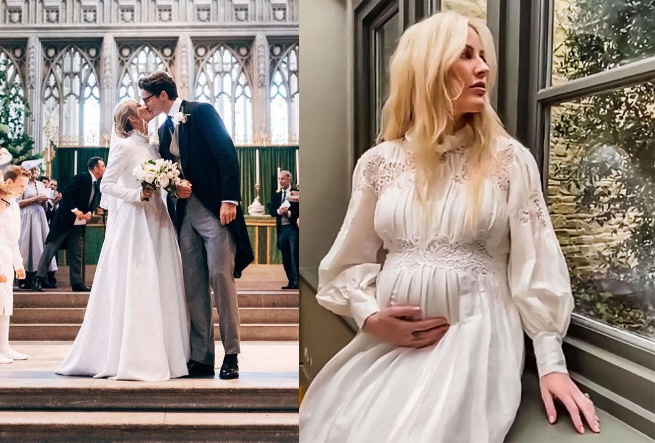 Ellie Goulding mengumumkan kehamilan mengejut