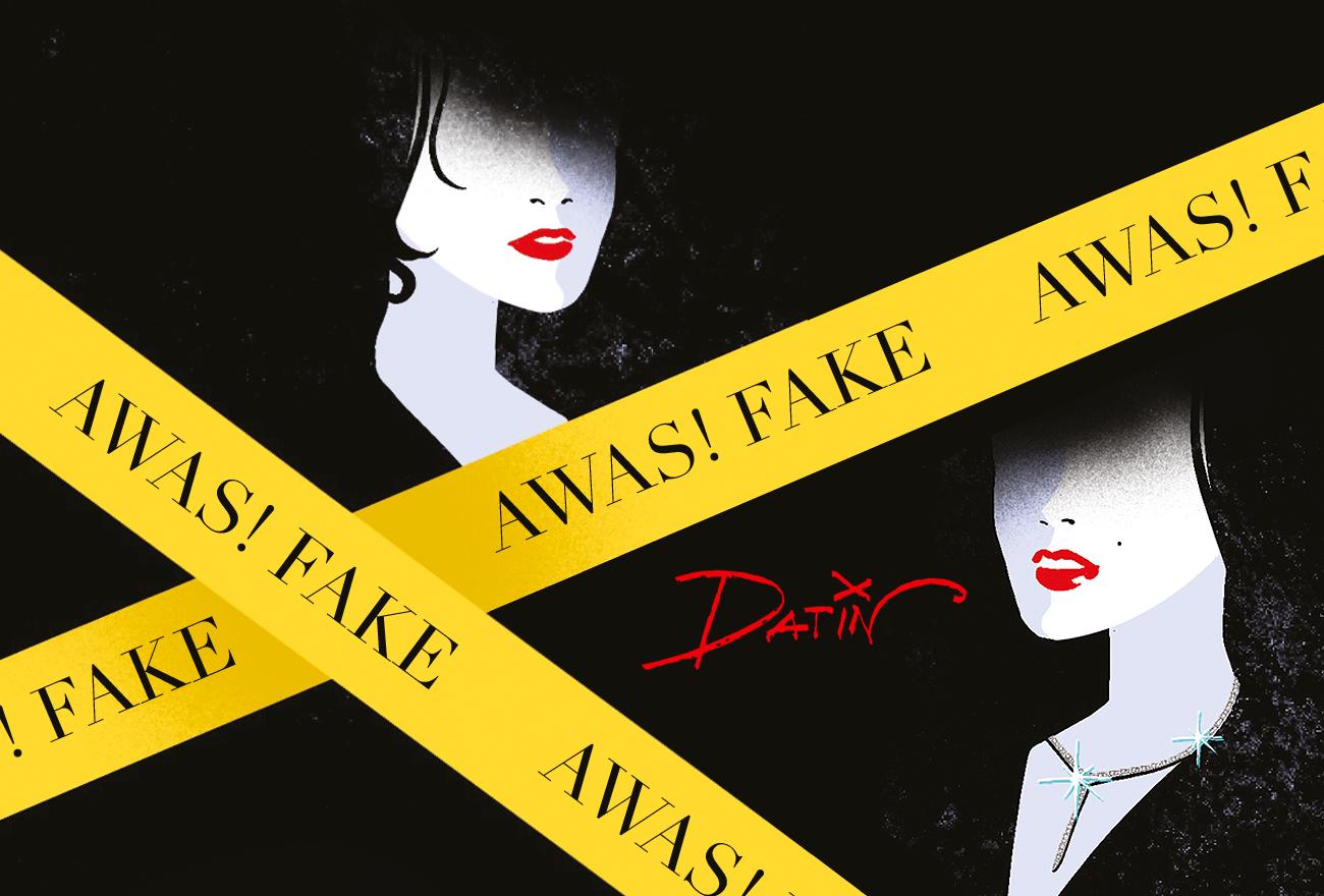 Datin X: WARNING! KL Dipenuhi Datin Super Fake