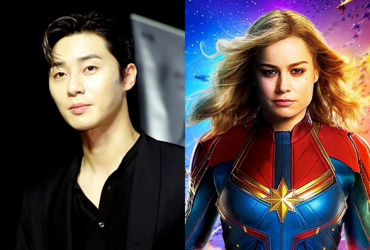 Park Seo Joon Bakal Sertai Brie Larson Dalam The Marvels