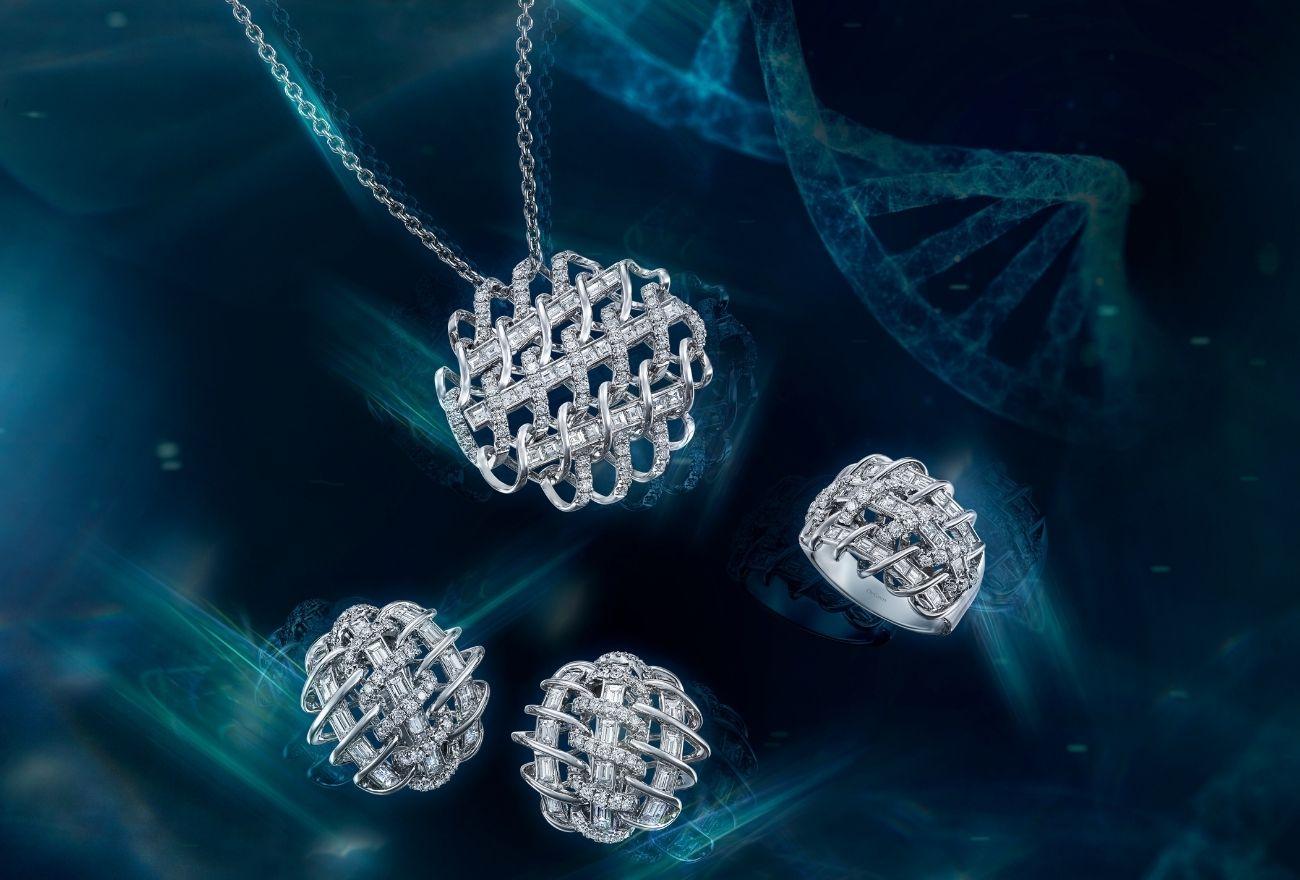 DeGem's DNA Collection, Perhiasan Artistik yang Menawan