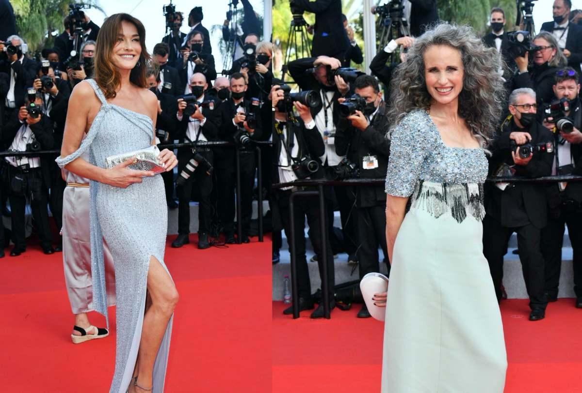 """Sepuluh Bintang """"BERSINAR"""" di Karpet Merah Cannes"""